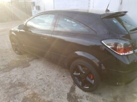 Vauxhall astra coupe diesel 1.7cdti