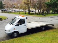 Mercedes sprinter 311cdi recovery car delivery 2003 year