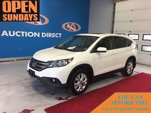 2013 Honda CR-V EX SUNROOF! ALLOYS! FINANCE NOW!
