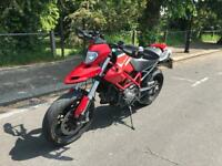 Ducati Hypermotard 796 red 803 cc 2014 stunning !!