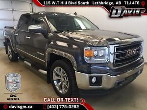 Used 2014 GMC Sierra 1500 SLT-Duck Commander-Heated/Cooled Leath