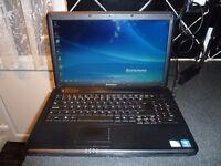 Lenovo G555 laptop. Excellent Condition. Windows 7. Good Battery