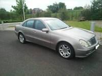 Mercedes e270 cdi avant-garde auto 2005