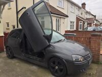 ***VAUXHALL CORSA 1.2 MODIFIED LAMBO DOORS***