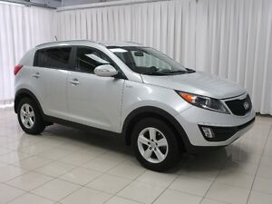 2015 Kia Sportage AWD SUV. LOW KILOMETERS !! w/ BLUETOOTH, ALLOY