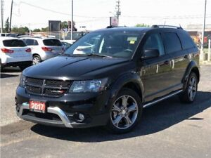 2017 Dodge Journey CROSSROAD**7 PASSENGER**DVD**NAV**BACK UP CAM