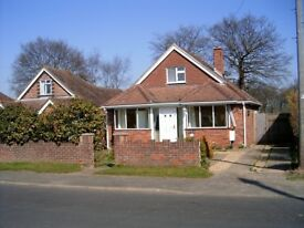 An attractive detached, three bedroom chalet bungalow suitable for a family or up to 4 sharers.