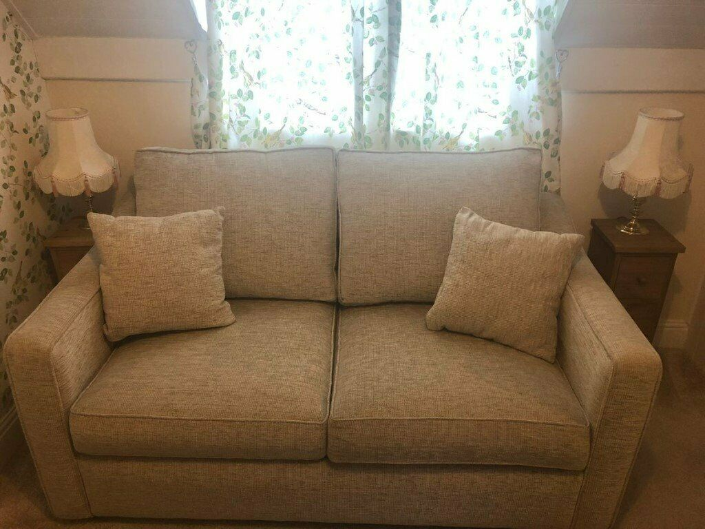Sofa Bed For Sale Scs Cream Pocket Sprung 2 Seater Sofa