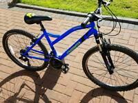 Muddyfox mountain bike. Suit 8-12yr old.