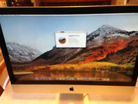 "Apple iMac QuadCore i7 3.4GHz 27"" Mid-2011_12GB RAM_250GB SSD_1TB HDD_GradeA £850 ono"