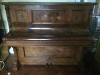 Piano available free of charge, in full working order