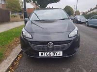 Vauxhall Corsa 1.4 i ecoFLEX Sting Hatchback 3dr ULTRA LOW MILEAGE, ALMOST NEW