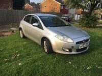 Fiat bravo mint condtion hpi clear 07 plate price to buy bargin