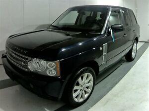2006 Land Rover Range Rover SUPERCHARGED/69KM/NAVIGATION/BACK-UP