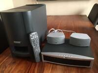 Bose 3-2-1 DVD surround sound system