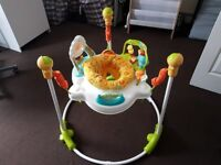 Jumperoo excellent condition 10 pounds