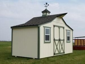 HOLIDAY SPECIAL ON GOOD LOOKING SHED!
