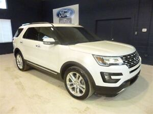 2016 Ford Explorer LIMITED, TOIT, GPS, GR REMORQUAGE 5000 LBS