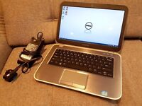 "Dell 14z 5423 Ultrabook/ 14"" LED HD Screen/Intel Core i3/ 500GB Hr. Drive/ 4GB DDR3/ DVD-RW/ HDMI"