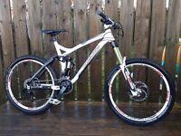 Morewood Jabula enduro bike