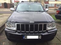 Bargain Jeep Grand Cherokee 3.0 CRD Overland 5200£