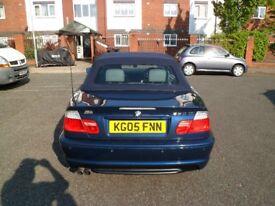 2005 BMW 330 CI M SPORT PX up or down