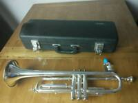 Trumpet yamaha ytr the 100 s