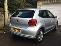 2011 Volkswagen Polo 1.2L Rare Match Edition. MOT till Nov 17, FSH. Economic, reliable, car.