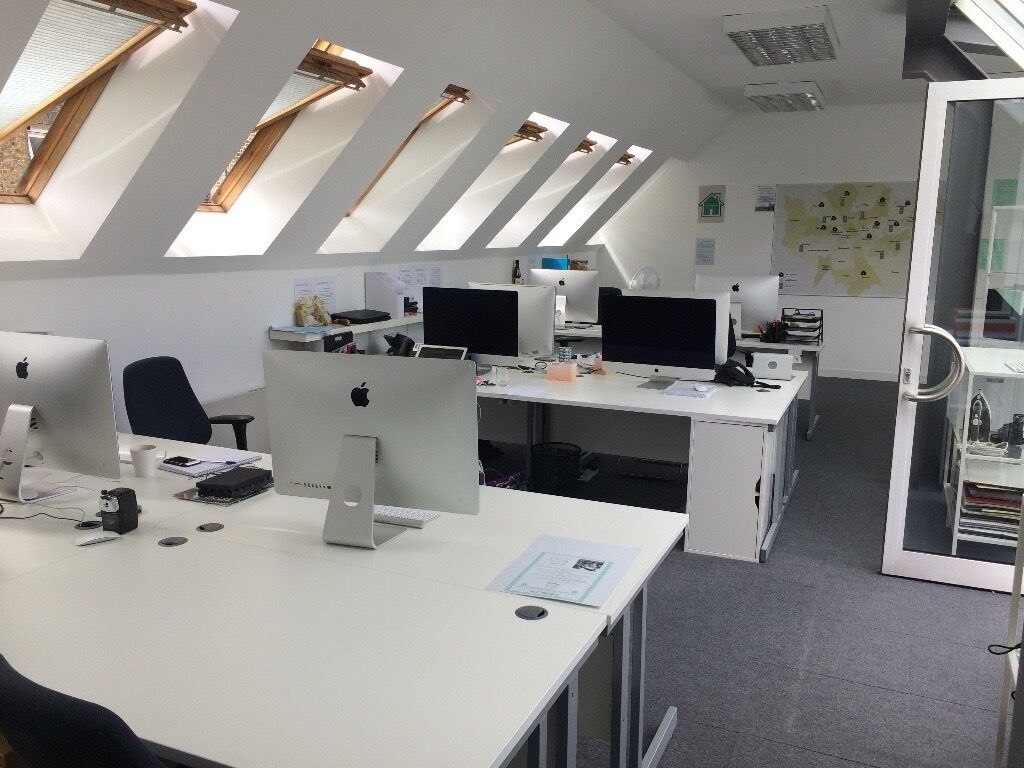 amusing create design office space. Fun Office Room. Serviced Space - 7 Desks In Bright, Clapham High Amusing Create Design I