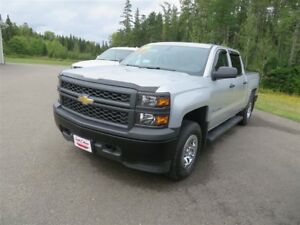 2014 Chevrolet Silverado 1500 WT 4X4, POWER GROUP!
