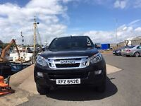 Isuzu D-max 2.5 twin turbo Low Miles