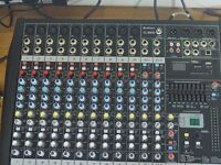 CITRONIC CL1200 12 channel mixer..Boxed, as new
