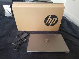 HP Pavilion 15.6 Inch Pentium Gold 4GB 128GB Laptop - Silver