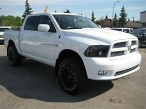 2012 Ram 1500 Sport | Custom Lifted Truck | Call Today! Edmonton Edmonton Area image 12
