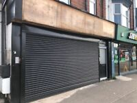 **SHOP TO LET**MAIN STRATFORD ROAD**EXCELLENT LOCATION**BUSY PARADE**CALL NOW TO VIEW**