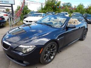 2008 BMW 650 i CONVERTIBLE M SPORT PACK
