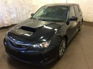 2010 Subaru Impreza WRX Limited Package