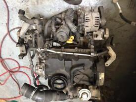 BNV 1.4 tdi complete engine