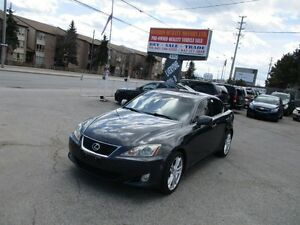 2007 Lexus IS 250 AWD,LEATEHR,SUNROOF .