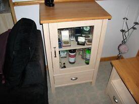 TV Cabinet & Drinks/Storage Cabinet