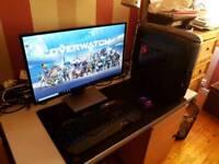 Gaming PC, intel i5 4590, GTX 970 16GB ram