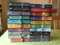 Jack Reacher by Lee Childs x20 Books