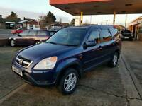 Honda CRV 2.0 Automatic fully laoded leather sunroof cheapest in uk £1350 x5 freelander jeep