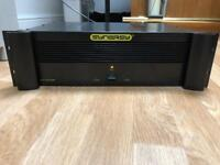 Synergy SA-140 Power Amplifier