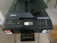 Brother MFC-J59100W Professional A3 printer/fax/scanner