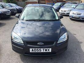 Ford Focus 1.6 LX 5dr2005 (55 reg), Hatchback(30 days warranty)£1100