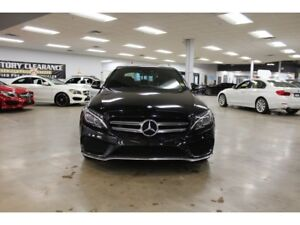 2015 Mercedes-Benz C-Class C 400 4MATIC |AMG|Heads-Up Display|