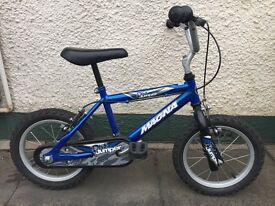 "Magna Dirt Jumper 14"" kids bicycle"