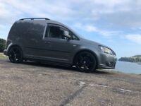 VW CADDY 2015 2.0TDI HIGHLINE - BIG SPEC