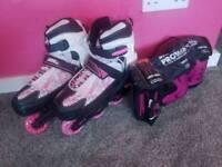 New in line skates